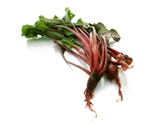 Micro Red beetroots